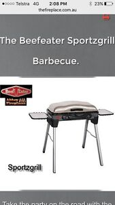 BEAFEATER GRILL PLUS 4kg GAS BOTTLE RRP$499 Top Condition Warnbro Rockingham Area Preview