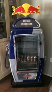 Redbull Gas Pump Fridge For Sale Edmonton Edmonton Area image 1