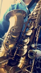 Saxophone lessons Fitzroy Yarra Area Preview