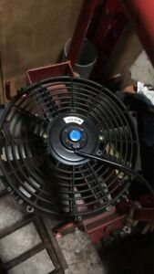Thermo fan