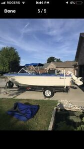 18' Boat for sale
