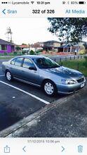 2005 Ford Falcon Sedan Thomastown Whittlesea Area Preview