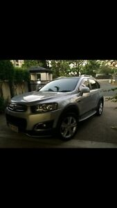 MY2016 Holden Captiva  LTZ 7 seater  , Perfect Condition Miami Gold Coast South Preview