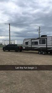 FOR RENT. 2016 Pioner 27ft Bunk model