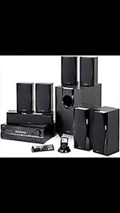 Onkyo home theatre system