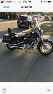 2005 Honda Shadow 1100 Saber