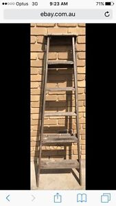 Wanted plant stands & wooden ladder Cabramatta Fairfield Area Preview