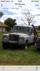 Land Rover series 2A Brassall Ipswich City Preview