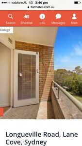 Room available Lane Cove Lane Cove Area Preview