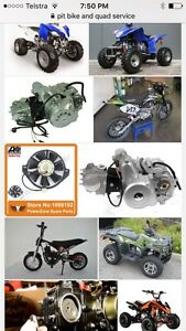Chinese pit bike and quad servicing and repairs Burpengary Caboolture Area Preview