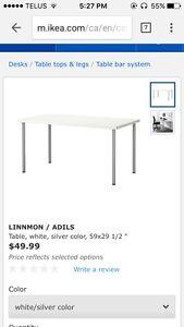 IKEA Linnmon Desk. GREAT CONDITION