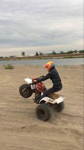 Honda atc 250sx