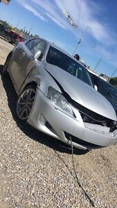 2006 Lexus is350 for part out