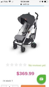 Uppababy G Luxe Umbrella Style Stroller