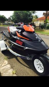 Jet ski seedoo Condell Park Bankstown Area Preview