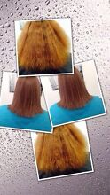$185 KERATIN,SMOOTHENING,CHEMICAL STRAIGHTENING SPECIAL@GLOSSY STUDIO Lutwyche Brisbane North East Preview