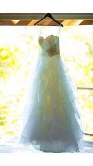Allure Wedding Dress Sumner Brisbane South West Preview