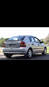 2000 Holden Astra Hatchback Berkeley Vale Wyong Area Preview