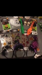 Halloween items,