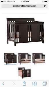 Excellent condition crib/toddler bed