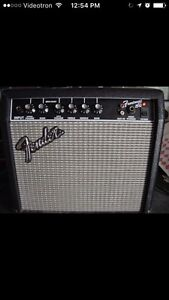 Fender 15G -15 watt guitar amp - excellent condition
