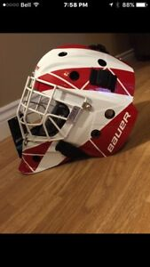 Never used bauer 940 x hockey Goalie mask