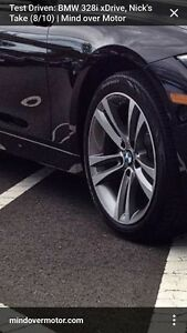 BMW rims wanted