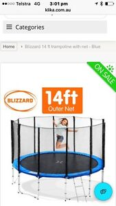 Blizzard 14ft brand new trampoline Camden Camden Area Preview