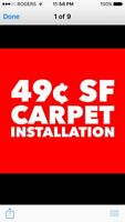 SAVE UP TO 60 % OFF NEW CARPET NOW !! CALL TEXT 416 625 2914