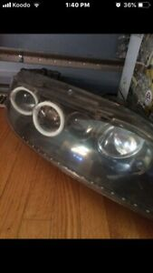 Mazda 6 Halogen headlights