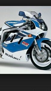 Wanted parts or dead 91 Gsxr 750