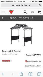 Delux BBQ grill