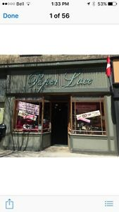 Store for rent Cobourg