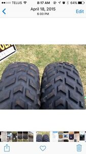 Good years tires ATV AT2 4X9-11