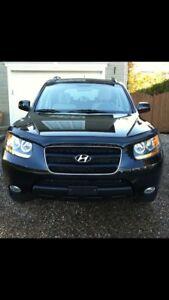Hyundai SANTA FE GL 2009 AWD