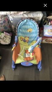 reduced: Moving sale: Fisher Price newborn to toddler chair