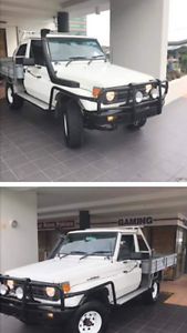 1994 Toyota LandCruiser Ute Mount Compass Alexandrina Area Preview