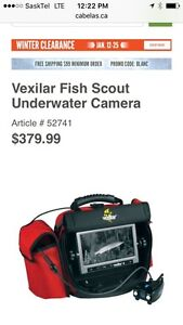 Vexilar underwater camera