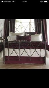 ISO: Bombay Company Valentino Queen Bed Frame