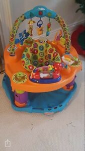 Baby activity center