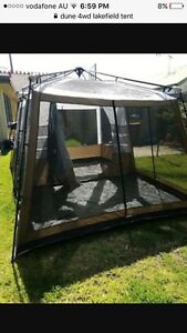Dune 4wd lakefield tent Charlestown Lake Macquarie Area Preview