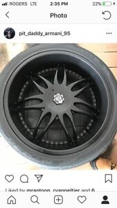 Gm 6 bolt rims