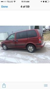 2003 Chevrolet  Van.  SOLD