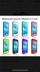 IPhone 7/7plus water proof case