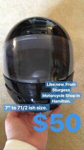 Motorcycle . E bike . Scooter  . Full Face Helmet