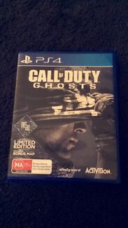 CALL OF DUTY GHOSTS (Ps4) Roxburgh Park Hume Area Preview