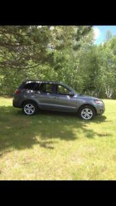 2010 Santa Fe Limited V6 AWD