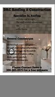 DRC roofing and construction now serving Weyburn