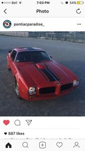 LOOKING FOR 1970 firebird parts
