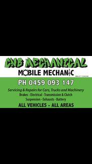 Mechanic southside inshop/ mobile